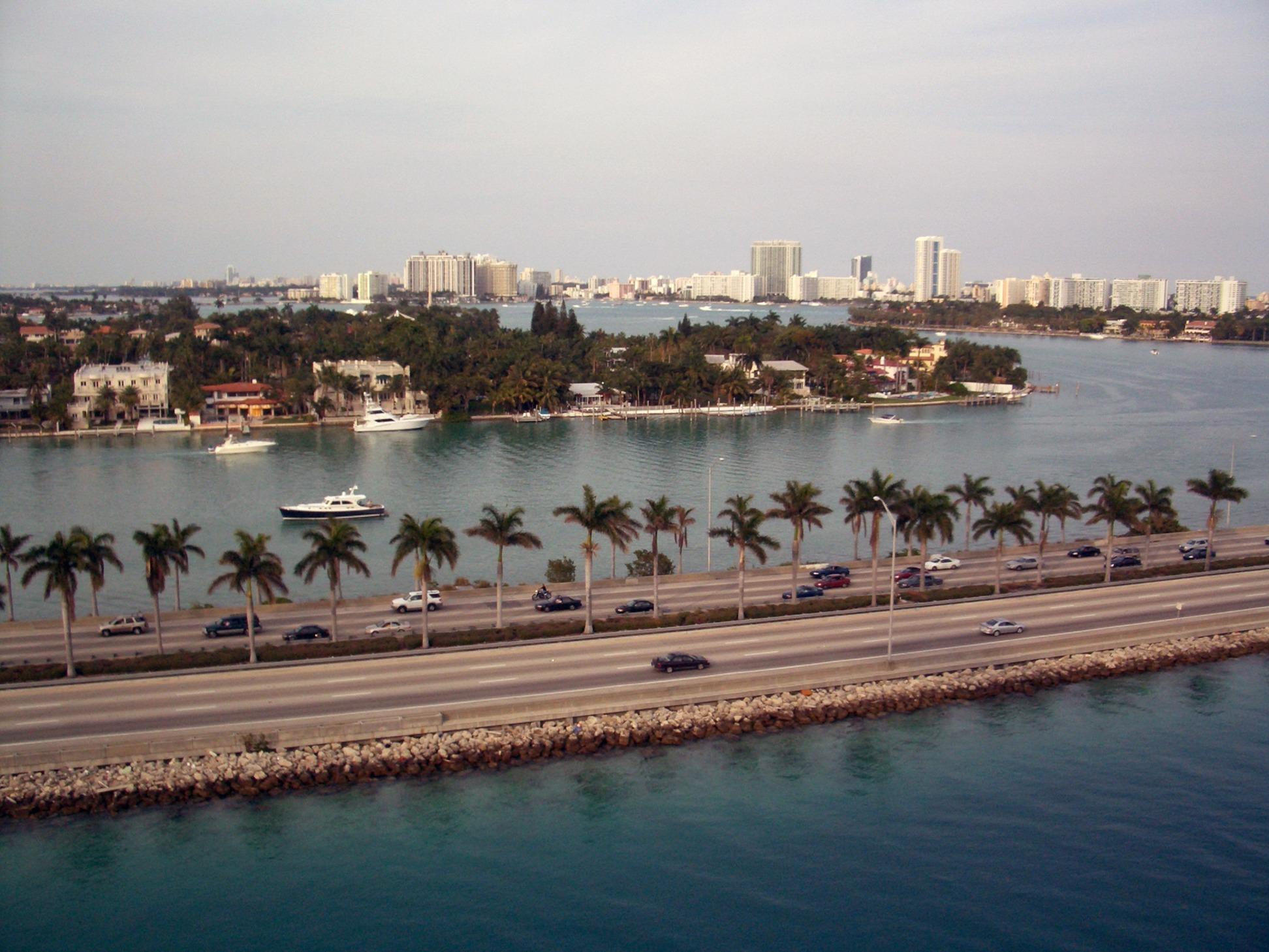 Miami real tropical paradise