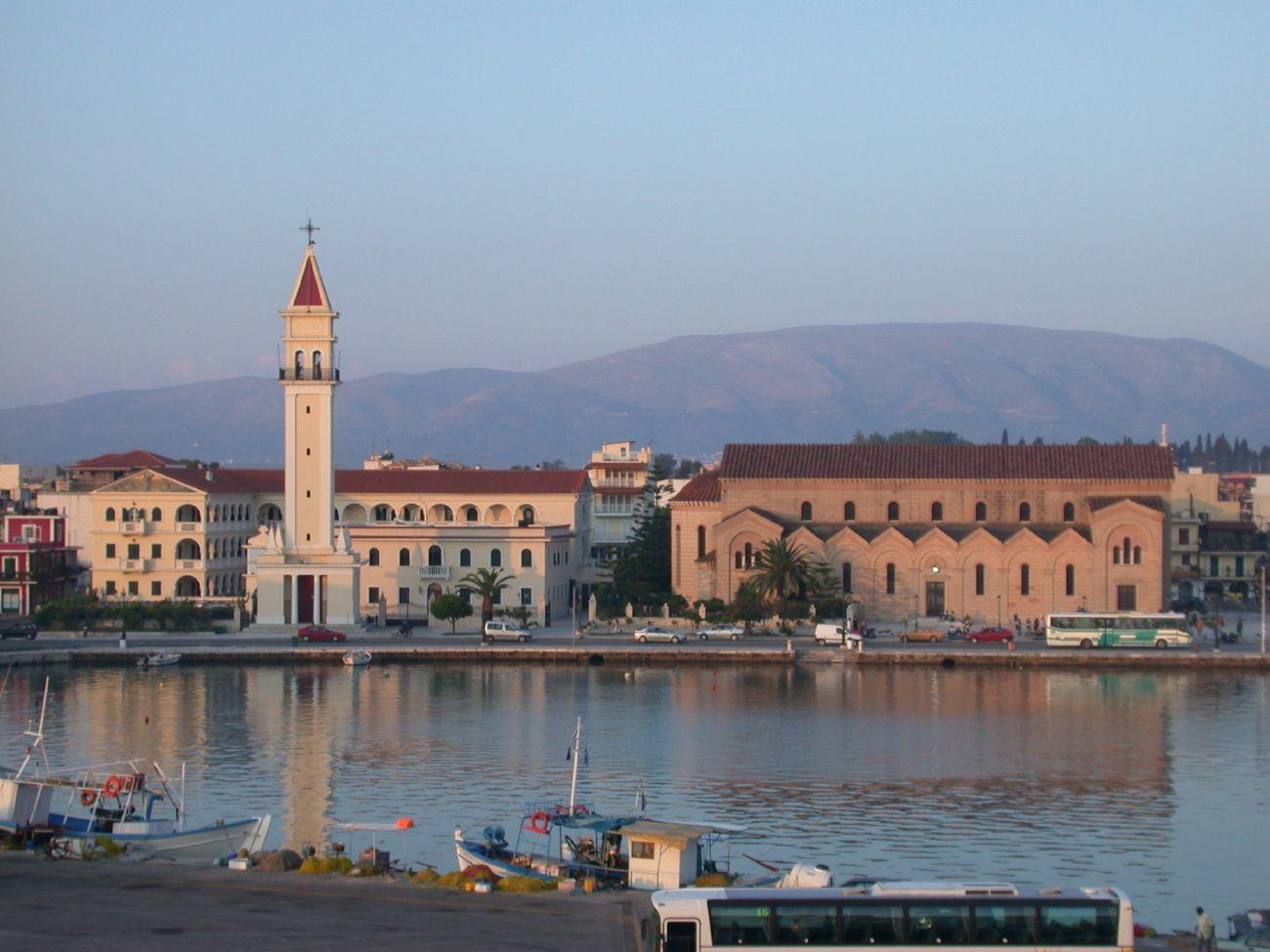 the capital of zakynthos