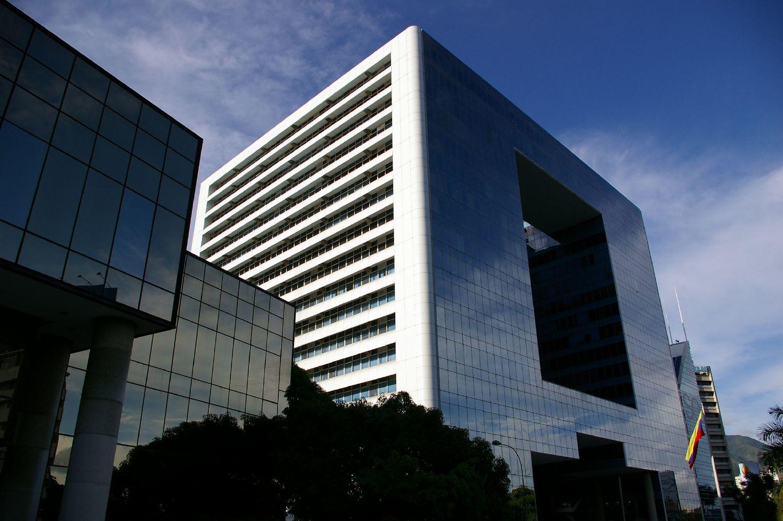 modern building caracas