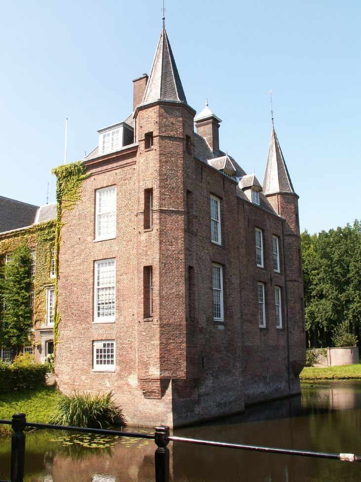 the architecture of holland