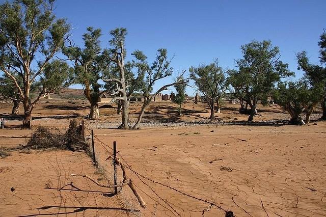 flinders range in south australia