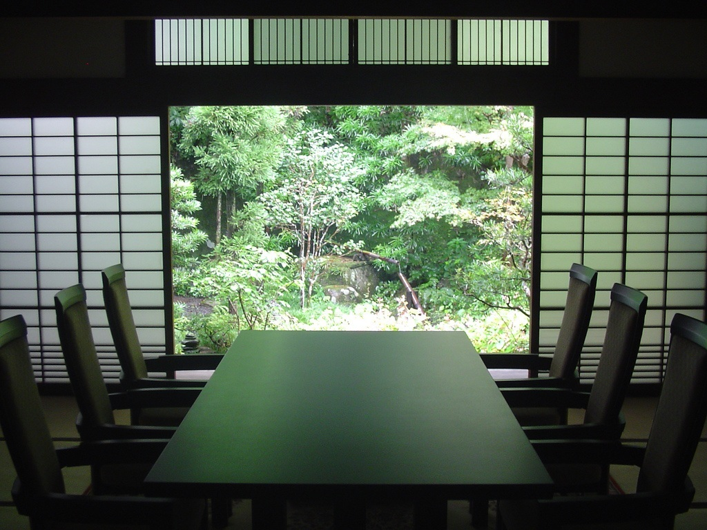 japanese design and cult of the nature