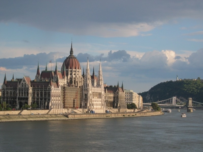 Budapest Parlament Hungary