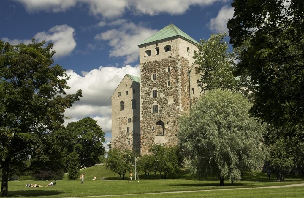 castle in Finland