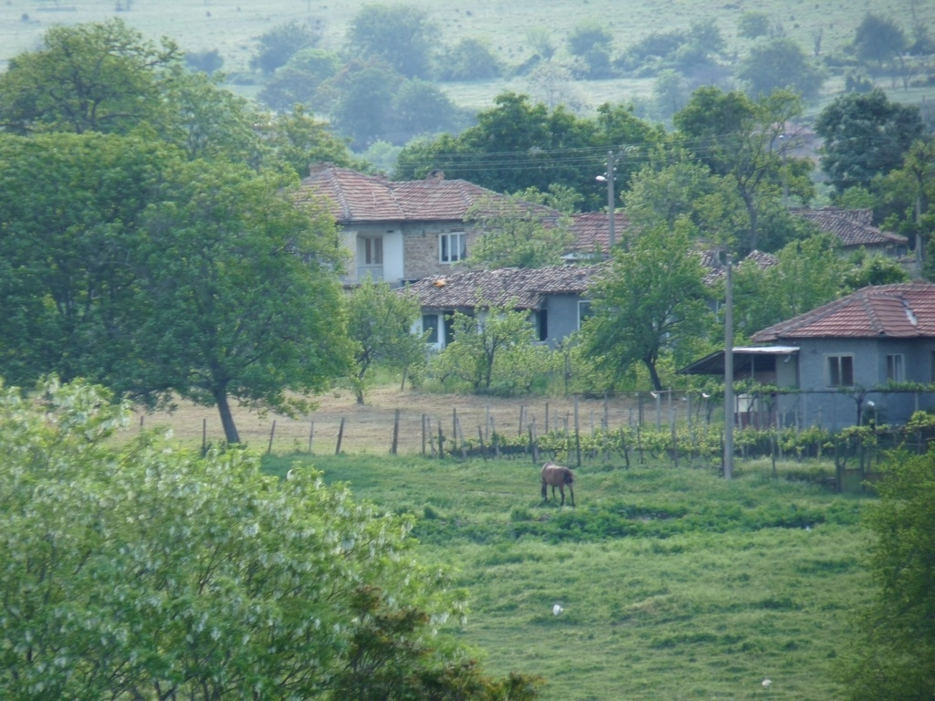 village houses bulgaria