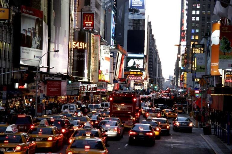 NY is one of the most populated cities in the world