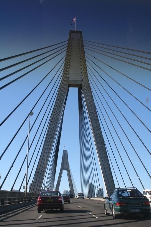 Anzak Bridge Sydney