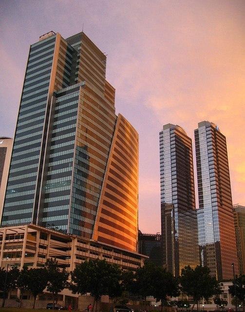 skyskrapers of Indonesia