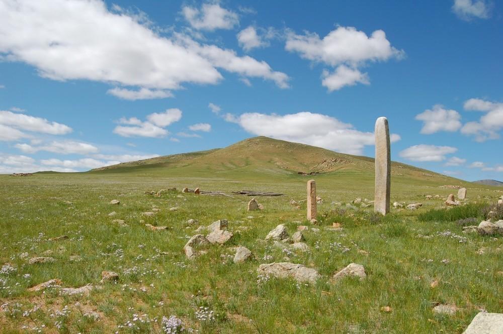 deer stones mongolia