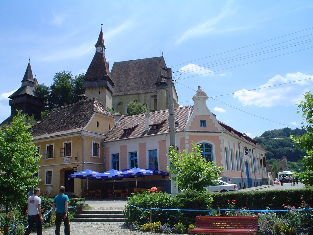 transylvania church