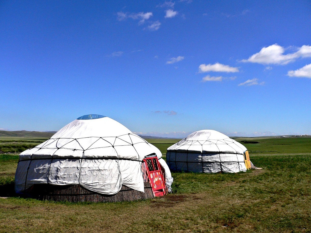 traditional yurt mongolia