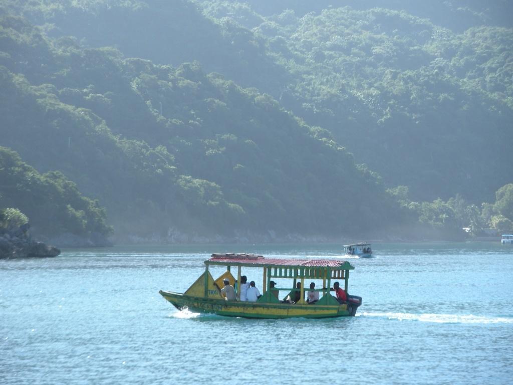 labadee rainforest haiti