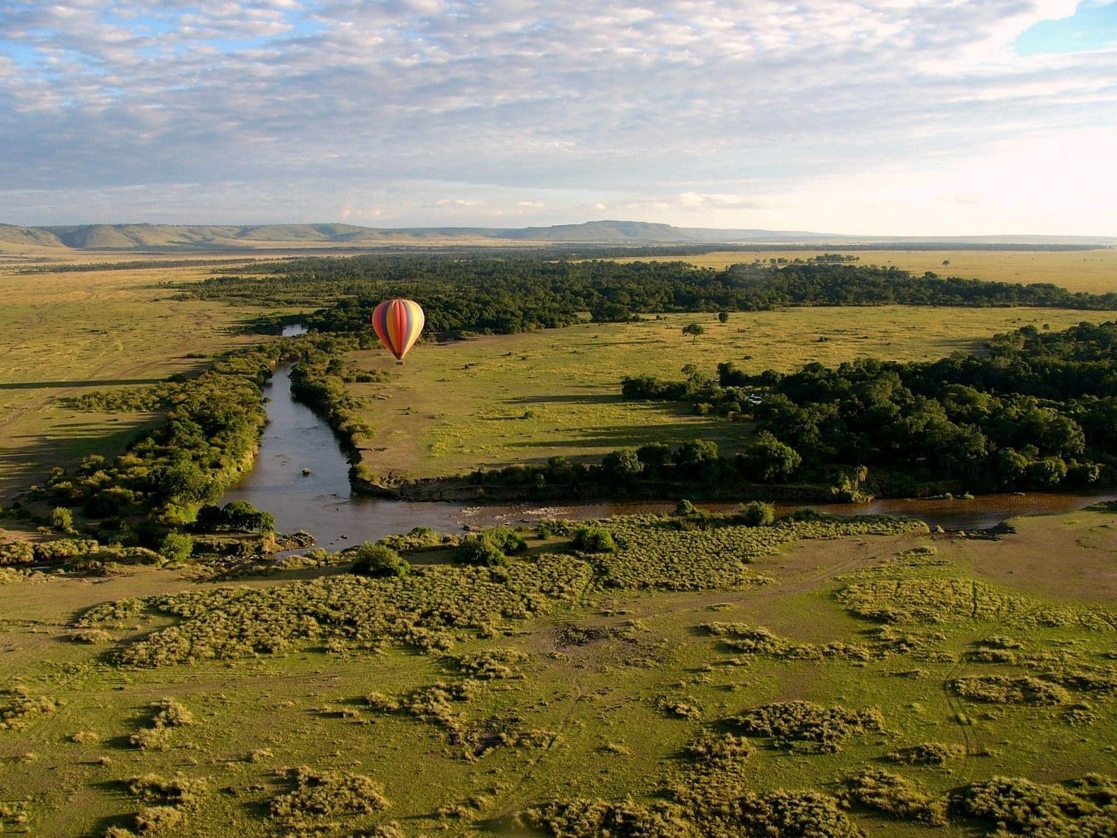 masai mara national park kenya
