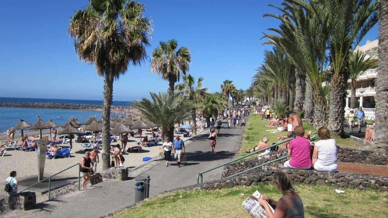 southern tenerife winter