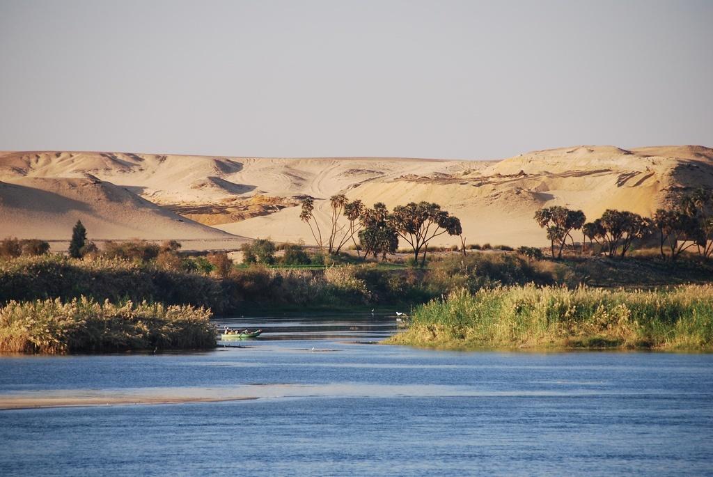 Views along the River Nile