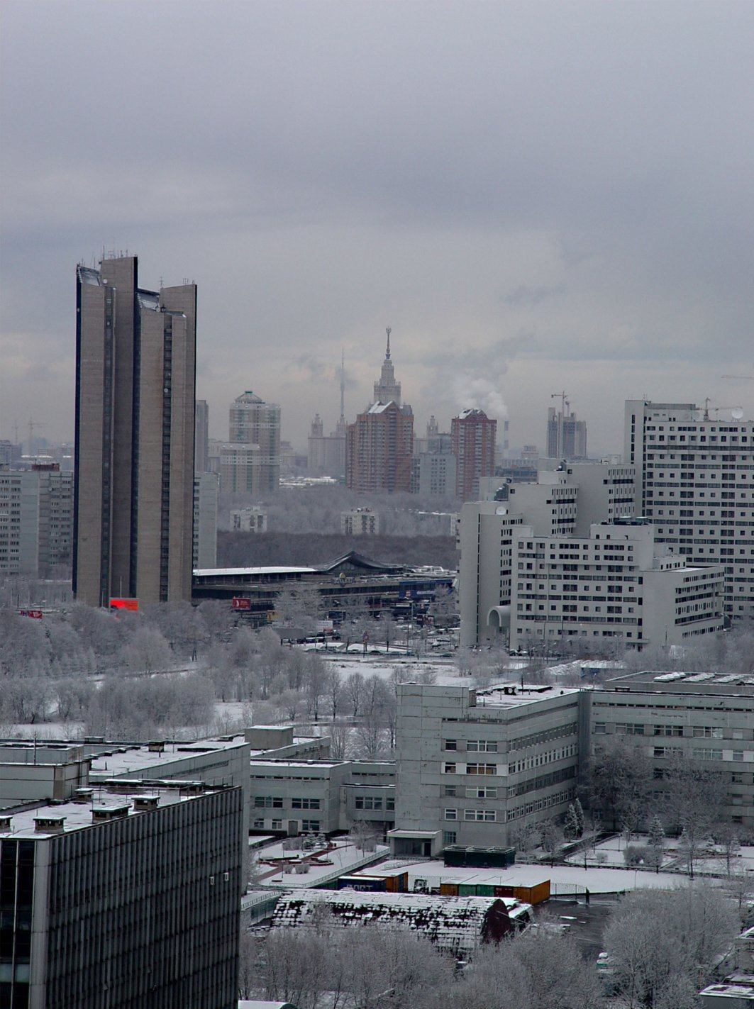 moscow winter