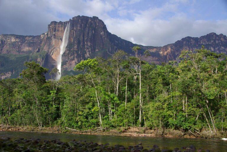 angel waterfall venezuela