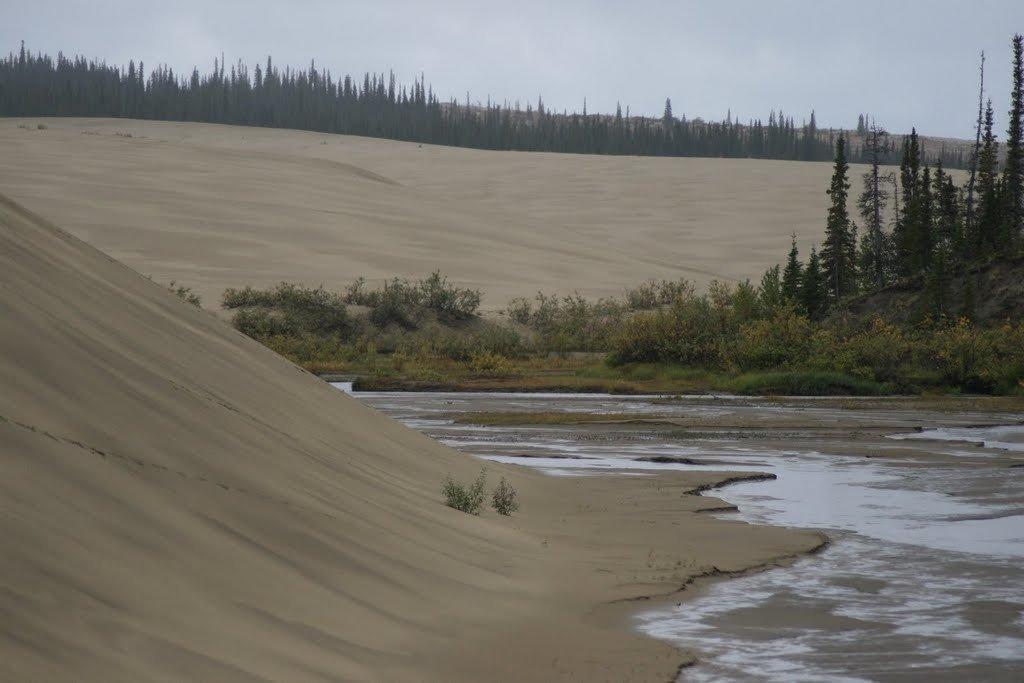 kobuk valley alaska usa