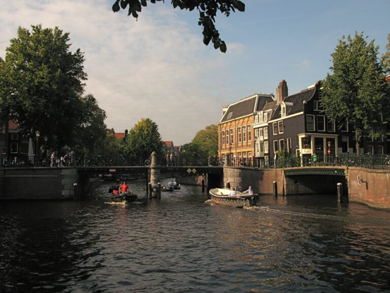 the netherlands rich country