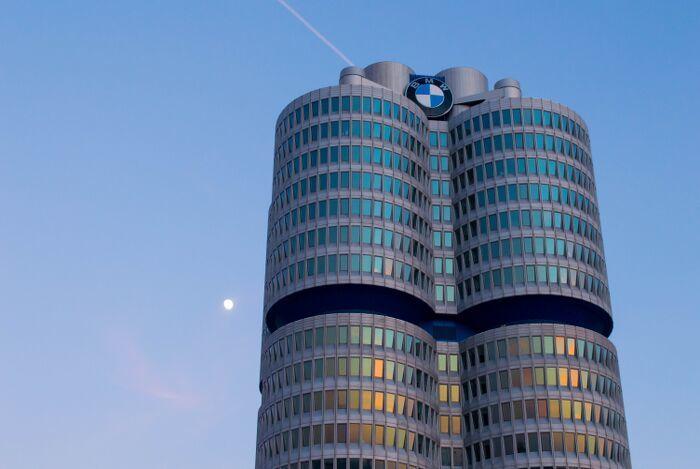 BMW Tower, Munchen
