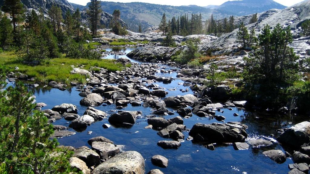 San Joaquin River California
