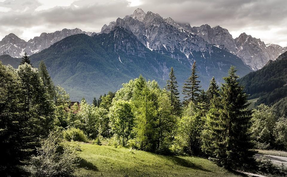 Mountains of Slovenia