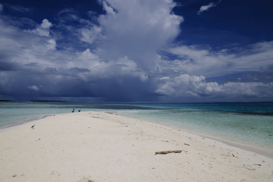 Los Roques atoll