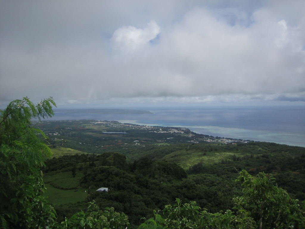 Southern part of Saipan