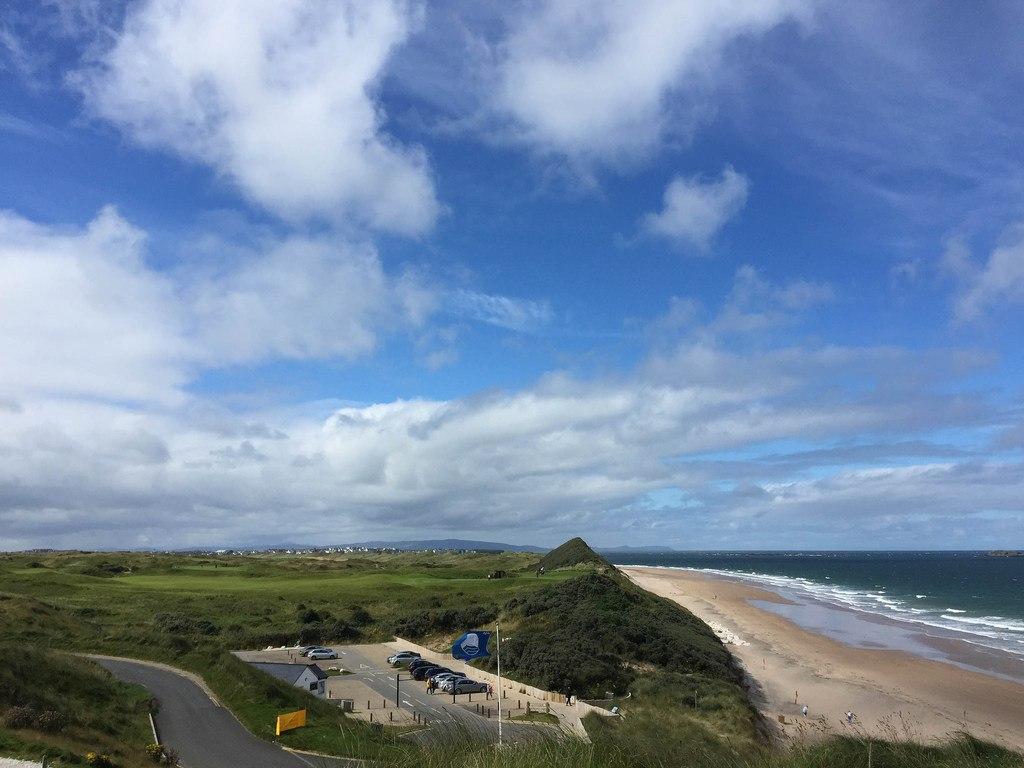 Whiterocks Beach, Northern Ireland