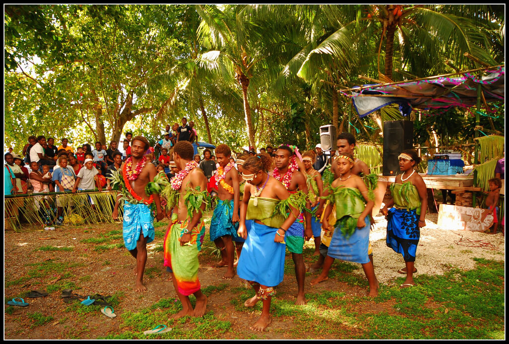 cultural heritage solomon islands