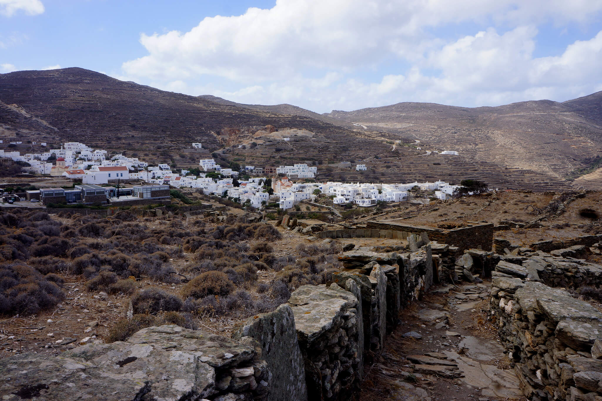 village of pyrgos